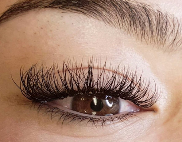 6bb98d8a675 For your clients looking for a natural, sexy look, Faux Mink Lashes are the  way to go! Light, flexible and soft, Faux Mink Lashes look much more  realistic.